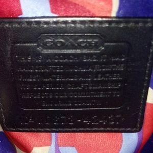 Coach Bags - COACH Black Patent Leather Wallet